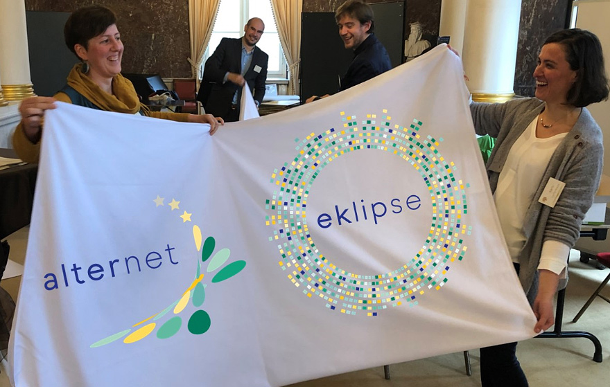 Eklipse & Alternet: Bridging the gap between policy and knowledge on biodiversity in Europe. Photo credit: Allan Watt