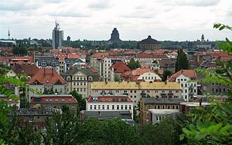 City of Leipzig, Germany